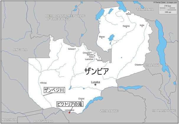 在ザンビア日本国大使館     Embassy of Japan in the Republic of Zambia
